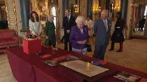 Right Now: Royals Celebrate 50 years since Prince Charles' investiture [Video]