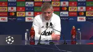 Away form gives depleted United confidence - Solskjaer [Video]