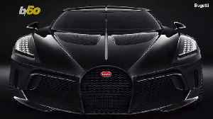 Bugatti Debuts the Most Expensive New Car Ever & It's Already Off the Market! [Video]