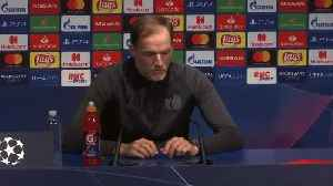 News video: PSG's Cavani faces late fitness test for United clash