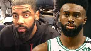 Jaylen Brown Says Celtics Environment is TOXIC As Kyrie Irving Headed To KNICKS Becomes More Likely [Video]