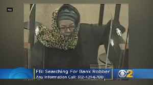 FBI Searching For Female Bank Robber Who Hit Chicago Loop Chase Branch Monday [Video]