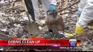 Deadline approaching for Phase 2 of Camp Fire debris removal [Video]