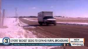 Evers' budget seeks to expand rural broadband to $78 million: 'Don't overlook rural communities' [Video]