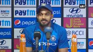 India Vs Aus 2nd ODI : Vijay Shankar says, I was waiting for this opportunity | Oneindia News [Video]