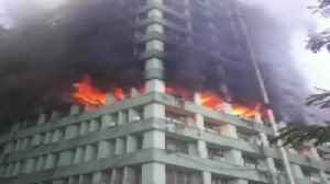 Fire Breaks Out at CGO Complex, CISF Personnel injured | Oneindia news [Video]
