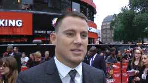 Channing Tatum rhymes up a storm in flirty DMs to girlfriend Jessie J [Video]
