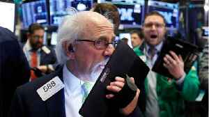 Stocks On Wall Street Drop For Third Trading Session [Video]