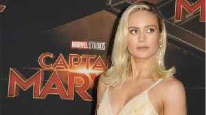 Brie Larson Opens Up About Captain Marvel Time Travel [Video]