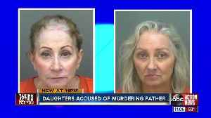 Two sisters arrested, accused of killing 85-year-old father in Pinellas Co. four years ago [Video]