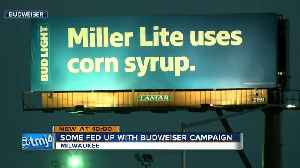 Bay View bar flushes Bud Light in defense of Miller in ongoing beer war [Video]