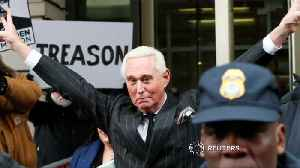 Roger Stone's book may violate gag order [Video]