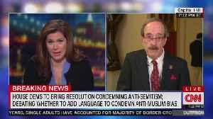 House Foreign Affairs Committee chair Eliot Engel on Ilhan Omar [Video]