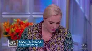 """McCain on """"The View"""" part 1 [Video]"""