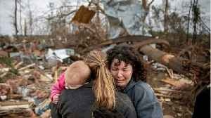 Missing Alabamans Located In Wake Of Tornadoes [Video]