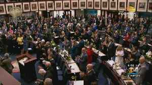 Lawmakers Begin Annual 60-Day Legislative Session [Video]