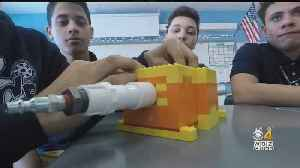 Gas Safety Valve Created By Lawrence Students Up For National Award [Video]