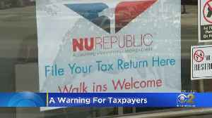 Attorney General Files Lawsuit Against South Side Tax Preparation Business [Video]