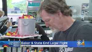 News video: Masterpiece Cakeshop Baker Jack Phillips & State End Legal Battle