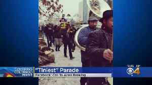 'World's Tiniest & Most Amazing' Mardi Gras Parade Held In Denver [Video]