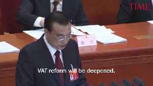 China Prepares for 'Unpredictable' Year Ahead at Subdued Annual Parliament [Video]