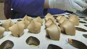 Last Handmade Fortune Cookie Company In U.S. May Close Due To High SF Rent [Video]
