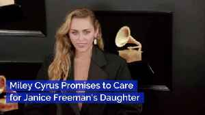 Miley Cyrus Shows Tremendous Heart For 12 Year Old Girl [Video]