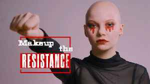 Makeup the Resistance: A visual representation of #EndGunViolence [Video]
