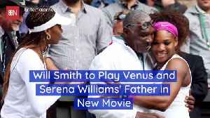 A Movie About Serena And Venus Williams Dad [Video]