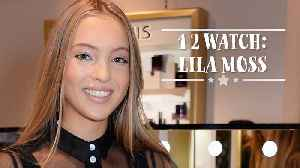 Kate Moss's teenage daughter is a total beauty [Video]