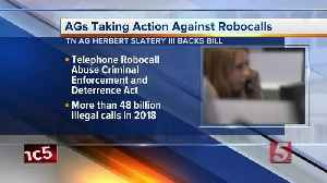 Attorneys general tell U.S. Senate fighting robocalls needs to be top priority [Video]