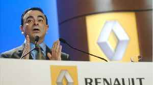 Carlos Ghosn Leaves Jail After $9 Million Bail [Video]
