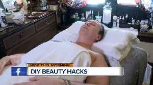 Try these DIY beauty products from your pantry or fridge [Video]