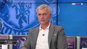 Mourinho open to Real return [Video]