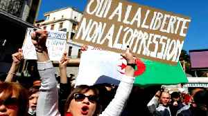 Are the ghosts of Algeria's brutal civil war shadowing political crisis? [Video]