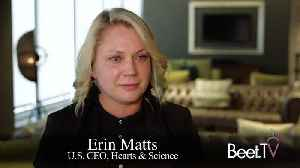 To Leverage Identity, 'Data Disconnect' Must Be Bridged: Hearts & Science's Matts [Video]