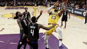 Lakers A Long Shot To Make The Playoffs [Video]