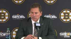 Bruins' Bruce Cassidy Gives A Quick Update On Marcus Johansson [Video]