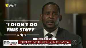 R. Kelly questions Lady Gaga's intelligence in interview [Video]