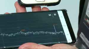 Tech turns data into ultrasonic sound waves [Video]