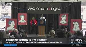 Web Extra: 'She Built NYC' Presentation [Video]