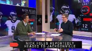 Is Nick Foles A Good Fit For The Jaguars? [Video]