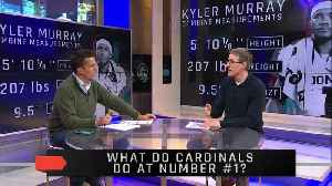 What Do The Cardinals Do With The Number One Pick? [Video]