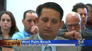 Closing Arguments Made In Case Involving Former Palm Beach Gardens Police Officer [Video]