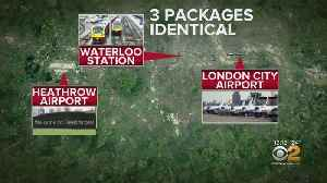 Latest On Explosive Packages In London [Video]