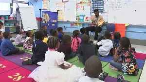 Black Men Help Kick Off National Reading Month Event At Mastery Charter School Pastorius-Richardson Elementary [Video]