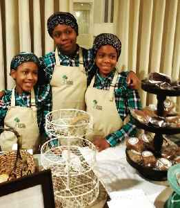 Sisters launch mobile plant-based bakery to fund community service projects [Video]
