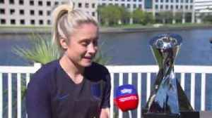 Houghton targeting World Cup win [Video]
