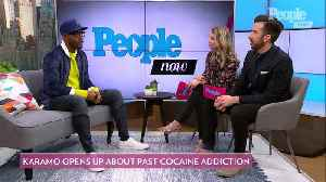 Karamo Brown Opens Up About Forgiving Himself for Past Cocaine Abuse [Video]