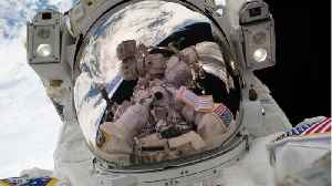 NASA's First All-Female Spacewalk Will Happen During Women's History Month [Video]
